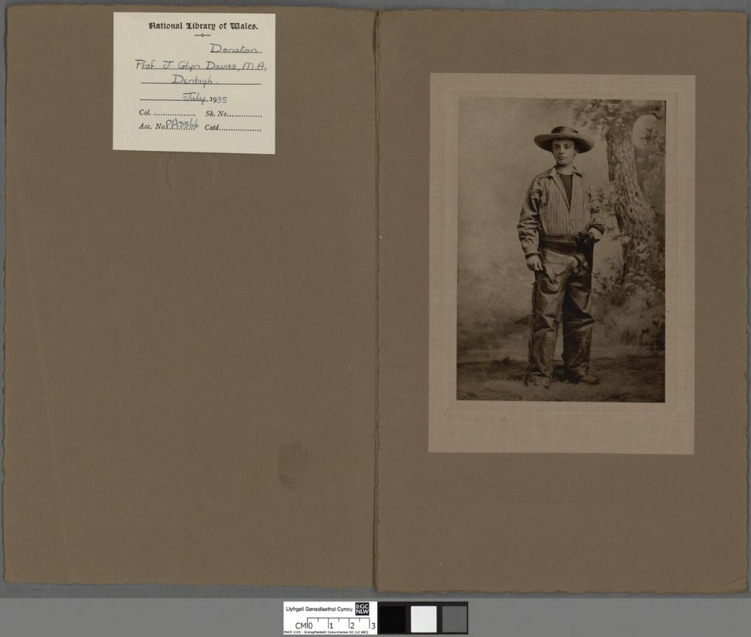 Arthur Owen Vaughan, 'Owen Rhoscomyl'