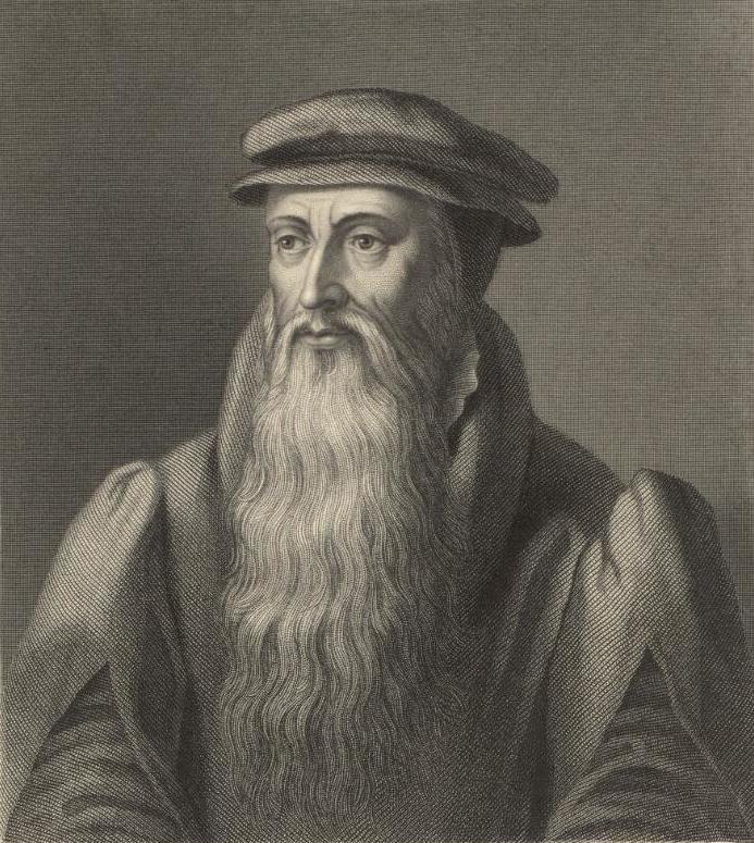 Portrait of John Knox (4671577)