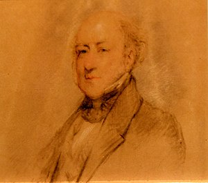 Margaret Sarah Carpenter - Portrait of Mr. Felix Slade, c. 1851, by Margaret Sarah Carpenter