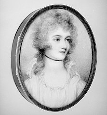 Portrait of a Woman, Possibly Barbara (1768–1829), Marchioness of Donegall