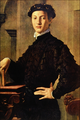 Portrait of a Young Man - Il Bronzino.png