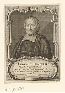 Louis Maimbourg French historian