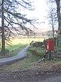 Postbox at Ardmeanach - geograph.org.uk - 376273.jpg