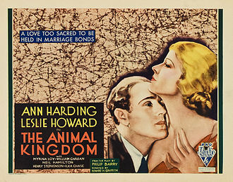 The Animal Kingdom - Theatrical release poster