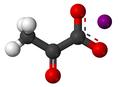 Potassium pyruvate3D.png