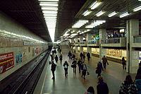 Pozniaky metro station Kiev 2011 01.jpg