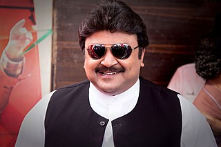 Prabhu (actor) Tamil film actor and producer