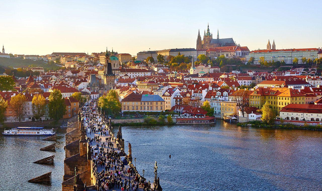 Pusat Sejarah Praha adalah Situs Warisan Dunia UNESCO sejak 1992.