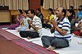 Prayer - International Day of Yoga Celebration - NCSM - Kolkata 2015-06-21 7284.JPG