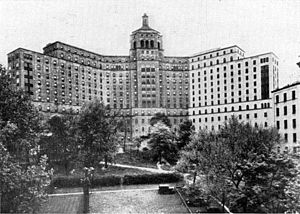 University of Pittsburgh Medical Center - Eye and Ear, Presbyterian, and Women's Hospitals circa 1943