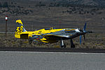 Precious Metal XR P 51D take off roll by D Ramey Logan.jpg