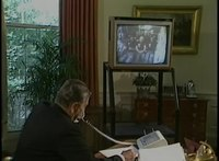 """File:President Reagan's Telephone Call With the crew on the Space Shuttle """"Discovery"""" on April 18, 1985.webm"""