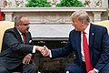 President Trump Meets with the Crown Prince of Bahrain (48749706167).jpg