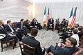 President Trump Meets with the Taoiseach of Ireland (48012247571).jpg