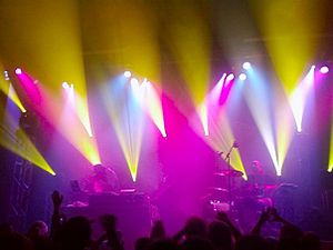 English: Pretty Lights concert at the Fox Thea...
