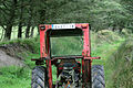 Pretty old tractor in Kerry.jpg