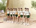 Primer equipo formado en 1956.TIF
