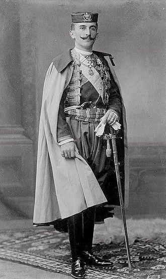 Prince Mirko of Montenegro - Image: Prince Mirko of Montenegro
