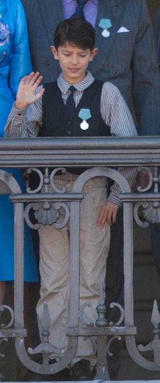 Prince Nikolai of Denmark - Prince Nikolai in April 2010