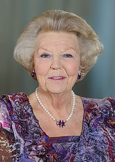 Beatrix of the Netherlands Queen of the Netherlands (1980-2013)