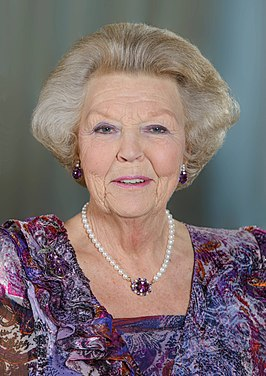 Prinses Beatrix in 2015