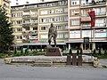 Prishtina, monument of Zahir Q. Pajaziti.jpg