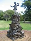 Public art - Peter Pan, Queens Gardens, Perth.jpg
