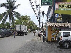 Puerto Viejo de Talamanca - Image: Puerto Viejo de Talamanca
