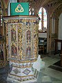 Pulpit, Church of St Peter, St Paul and St Thomas of Canterbury - geograph.org.uk - 932136.jpg