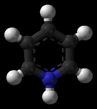 Pyridinium chlorochromate - Image: Pyridinium 3D balls