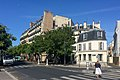 Quai d'Anjou and Boulevard Henri-IV, Paris 6 August 2015.jpg