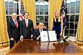 Quantum Bill Signing with President Trump, Chris Liddell, Michael Kratsios, and Ivanka Trump.jpg