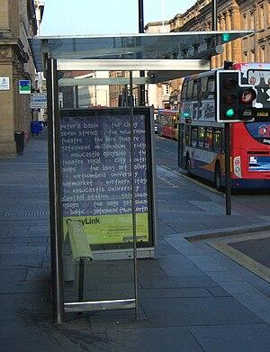 QuayLink - QuayLink bus stop