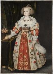 Queen Kristina as a Child