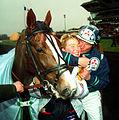 Queen L. & Stig H. Johansson Prix d'Amérique 1993 001.jpg