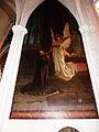 Quimper 16 Cathédrale Le Père Maunoir obtient le don de la langue bretonne.jpg