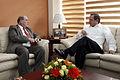 Quito, Canciller Patiño se reunió con el Secretario del ALBA (10430363453).jpg