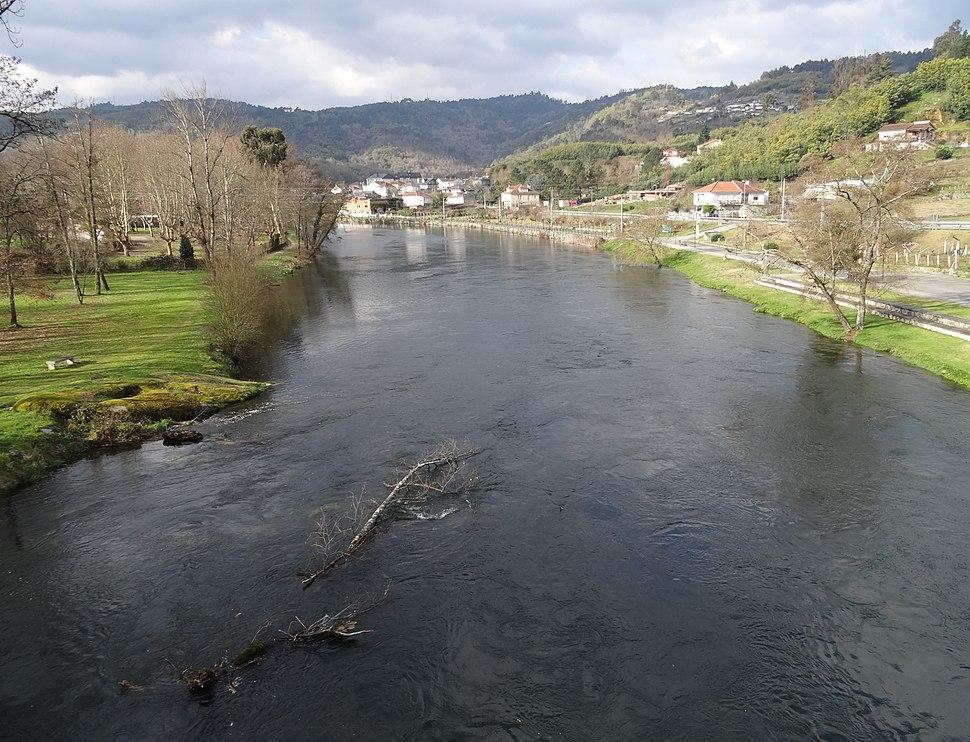 Río Avia, Leiro, Ourense