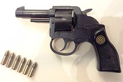 Röhm RG-14 Reagan attempted assassination gun.jpg