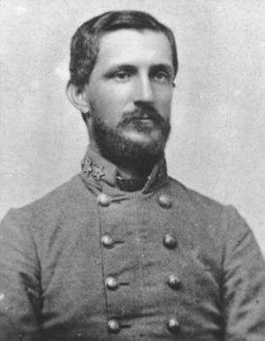 Robert Hoke - Robert Frederick Hoke photo taken in 1862