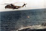 RH-35D of HM-14 sweeping mines in the Persian Gulf in 1987.jpg