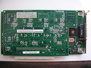 Radius (hardware company) - Radius Thunder IV GX 1600 NuBus graphics accelerator