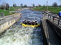 Rafting, National Watersports Centre - geograph.org.uk - 385071.jpg