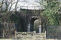 Railway bridge - Darent Valley Path - geograph.org.uk - 1720593.jpg