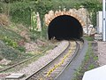 Railway tunnel at Montpelier station - geograph.org.uk - 1062405.jpg