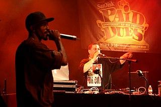 Kid Capri American DJ and rapper (born 1967)