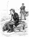 Ramsay MacDonald - Punch cartoon - Project Gutenberg eText 17629.png