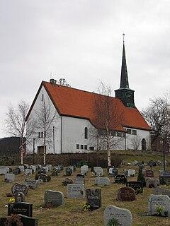 Ranheim Church Church in Trøndelag, Norway