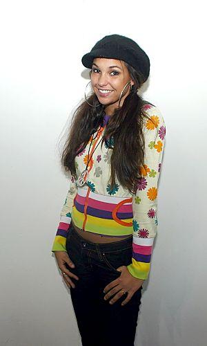 Rania Zeriri - Zeriri at the Youth fair YOU, Berlin, October 2008