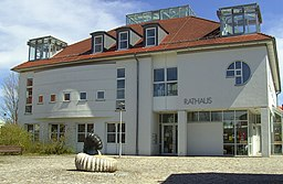 Rathaus grünkraut